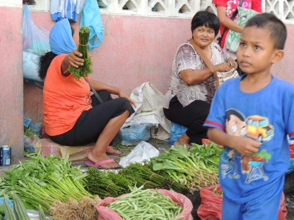 Markt Lahad Datu