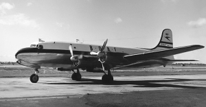 BOAC_C-4_Argonaut_Heathrow_1954