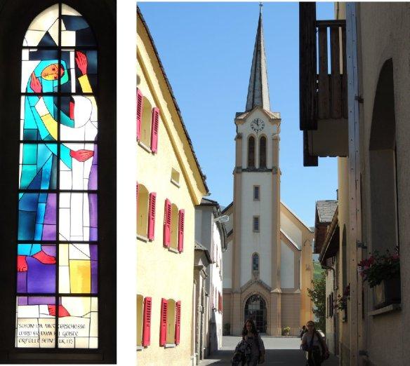 Kirche Salgesch