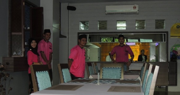 andaman waiters