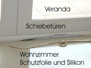 Rahmen dichten